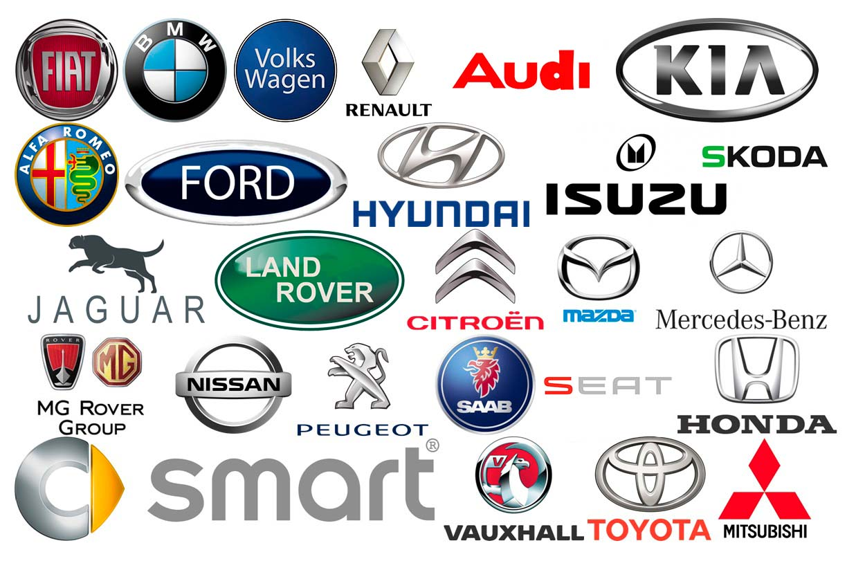 Car Logos And Names List Pictures to Pin on Pinterest ...